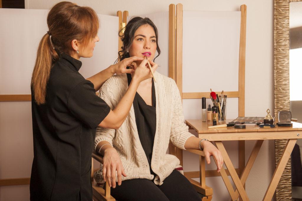 Maquillaje en Zamora Nutryestet