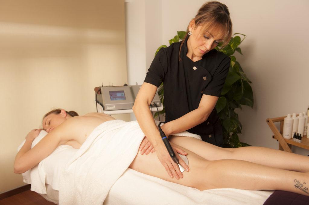 tratamientos corporales indiba en Zamora